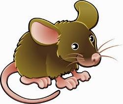 dessin d'une souris