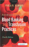 couverture du livre : Basic & Applied Concepts of Blood Banking and Transfusion Practices, 4e