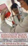 couverture du livre : Essentials of Blood Transfusion Science