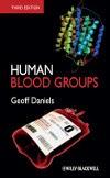 couverture du livre : Human Blood Groups (3ème édition)