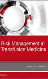 couverture du livre : Risk Management in Blood Transfusion Medicine