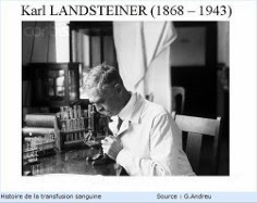 Photo de Karl Landsteiner
