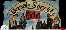 Collecte de don de sang dans le th�me d'Harry Potter