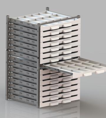 Kit de stockage RFID de Biolog Id