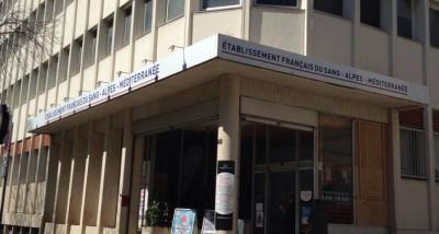 Photo de l'EFS Marseille situé à Baille