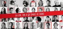 Campagne du don de sang : la vie, on a �a dans le sang