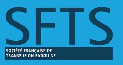 Logo de la Société Française de la Transfusion Sanguine (SFTS)