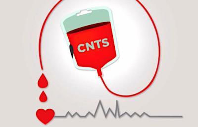 Logo du Centre National de la Transfusion Sanguine
