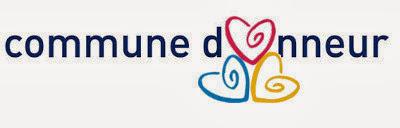 logo de commune donneur pour le don du sang
