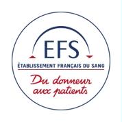 Nouveau logo de l'Etablissement Français du Sang