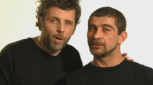 Thierry Ventouras et Stéphane Guillon